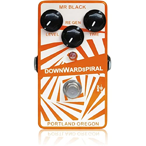Mr. Black Downward Spiral