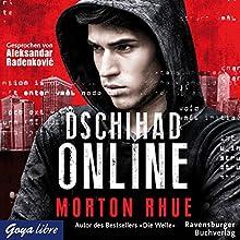 Dschihad Online Hörbuch von Morton Rhue Gesprochen von: Aleksandar Radenkovic