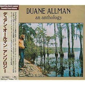 Duane Allman: An Anthology, Vol. 1