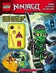 Lego Ninjago Activity Book with Minif...