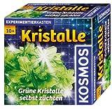 KOSMOS - Kostmos 656041 - Experimentierkasten - Grüne Kristalle selbst züchten hergestellt von KOSMOS