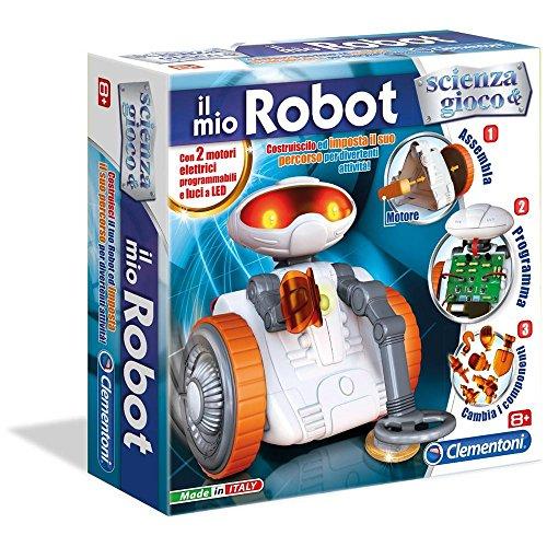Il mio robot Scienza e gioco 13915 Da 8 a 12 Anni di Clementoni