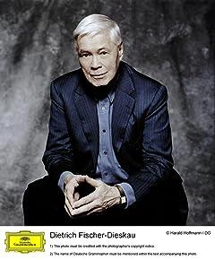 Bilder von Dietrich Fischer-Dieskau