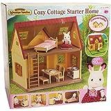 Sylvanian Families - 2778 - Maison De Poupée - Set Cottage Cozy