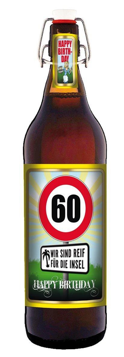 60 jahre gl ckwunsch zum geburtstag happy birthday bier for Fenster 06188 landsberg