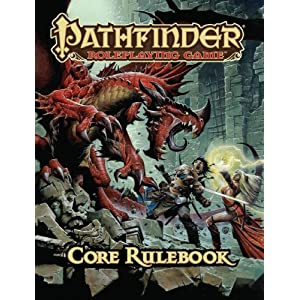 Pathfinder Roleplaying Game - Jason Bulmahn
