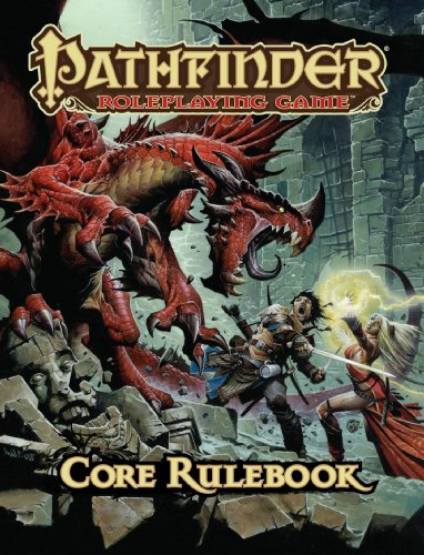Sean M's Pathfinder game
