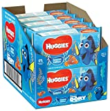Huggies Finding Dory Special Edition Baby Wipes - 10 Packs (Total 10 x 56 Wipes)