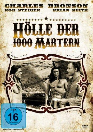 Hölle der 1000 Martern [DVD]