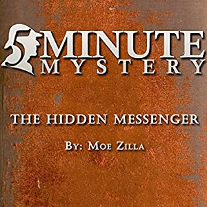 5 Minute Mystery - The Hidden Messenger Audiobook