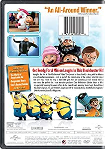 Despicable Me (Single-Disc Edition) from Universal Studios