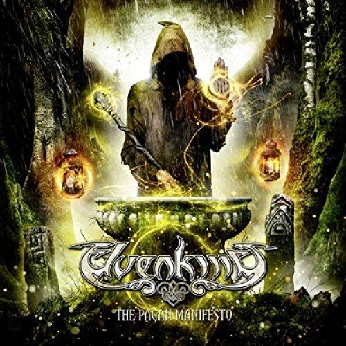Elvenking - The Pagan Manifesto [Japan CD] RBNCD-1165 by Elvenking