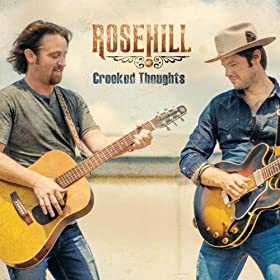 rosehill crooked thoughts cd cover
