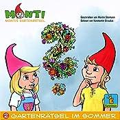 Montis Gartenrätsel im Sommer (Montis Gartenrätsel 2) | Martin Steimann