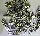 DngyT10-28SMD-lampes-de-feux-dextrmit-de-lautomobile-automobile-lumire-LED-feux--led-clairage-de-la-plaque-dimmatriculation-Yellow-T10