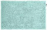 SUSU バスマット 速乾 抗菌 アイスグリーン 50x80cm