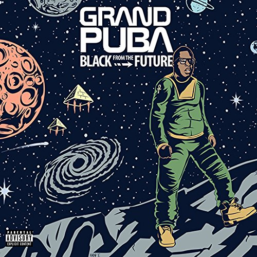 GRAND PUBA - Black From The Future - CD - FLAC - 2016 - FATHEAD Download