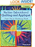 Machine Embroidered Quilting and Appl...