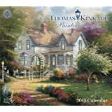 Thomas Kinkade Painter of Light 2015 Deluxe Wall Calendar