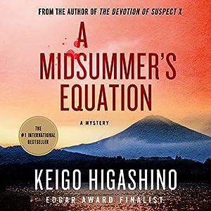A Midsummer's Equation Audiobook