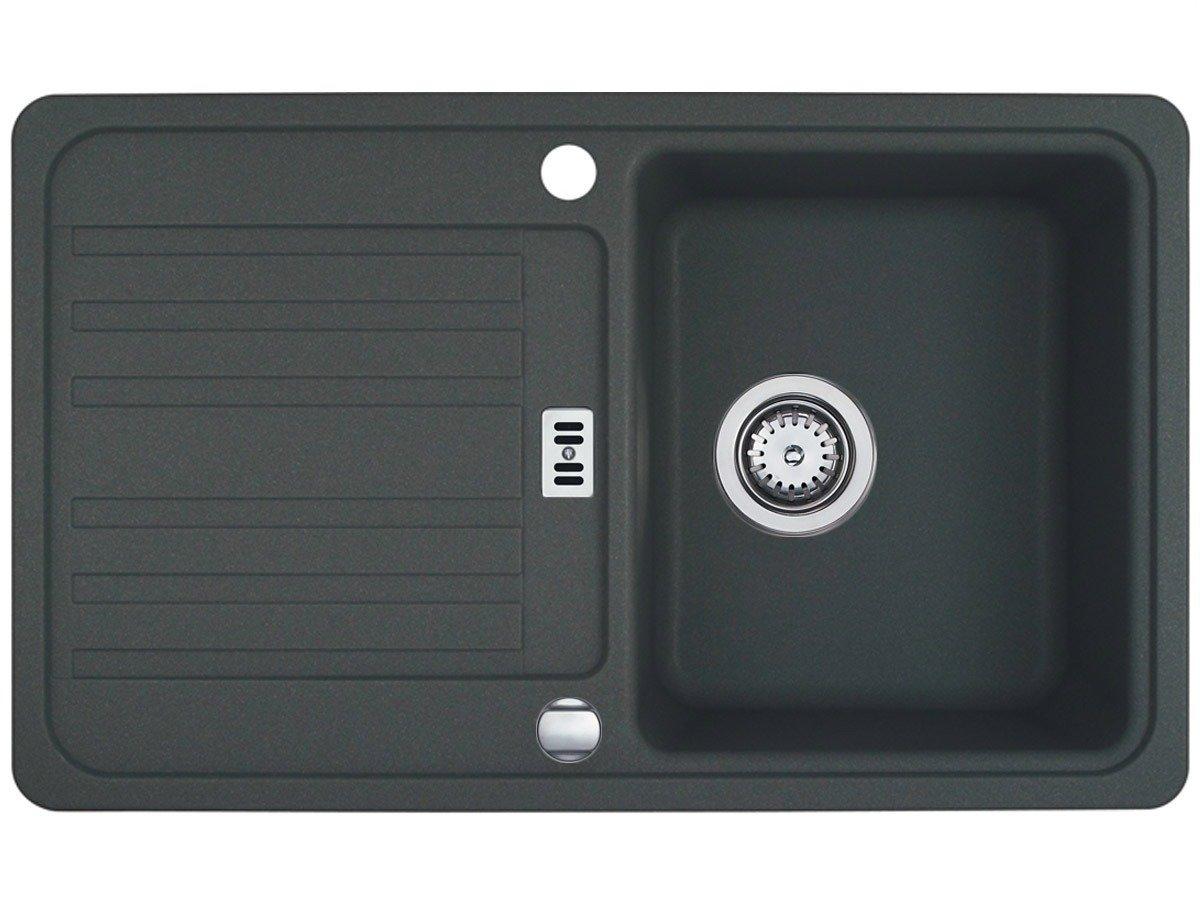 Franke Euroform EFG 61478 Graphit Fragranit Küchenspüle Dunkelgrau Küchenspüle  BaumarktKritiken und weitere Infos