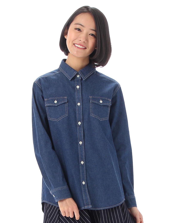 (ハニーズ シネマクラブ)Honeys CINEMA CLUB デニムシャツ 6730617786 : 服&ファッション小物通販 | Amazon.co.jp