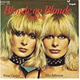 Blonde On Blonde - Subway - Chrysalis - 6155 099
