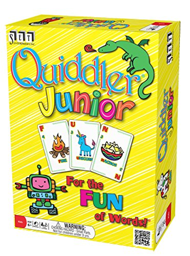 Quiddler Junior: For the FUN or words! - 1