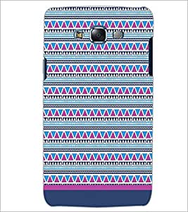 PrintDhaba Tribal pattern D-1756 Back Case Cover for SAMSUNG GALAXY J7 (Multi-Coloured)