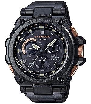 [カシオ]CASIO 腕時計 G-SHOCK MTG GPSハイブリッド電波ソーラー MTG-G1000RB-1AJF メンズ