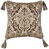 Jennifer Taylor Broderick Collection Pillow 18-Inch By 18-Inch