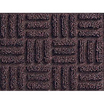 Andersen 265 WaterHog Masterpiece Select Polypropylene Fiber Entrance Indoor Floor Mat, SBR Rubber Backing, 3 Length x 2 Width, 3/8