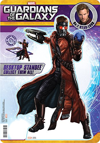 Aquarius Marvel- Guardians of the Galaxy Star- Lord Desktop Standee