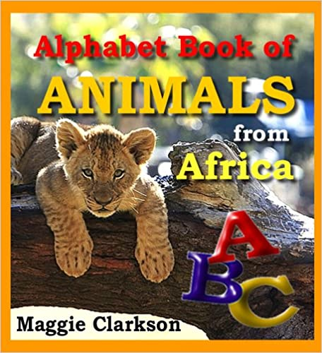 Animated Alphabet List Alphabet Book of Animals