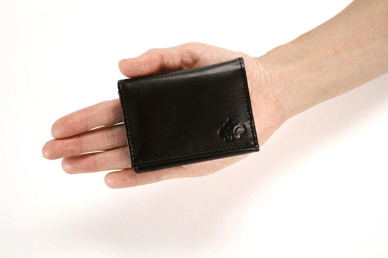 コジット 手のり財布 ブラック