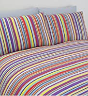 Miami Striped Bedset