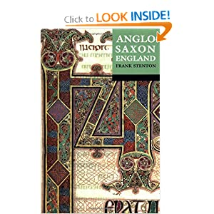 Anglo-Saxon England (Oxford History of England) by