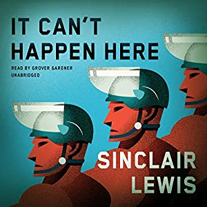 It Can't Happen Here Audiobook