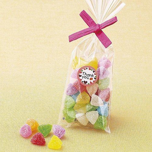 プチギフト テトラキャンディー【人気クッキー 大量 まとめ買い安い・結婚式プチギフト】【5個以上でご注文下さい】