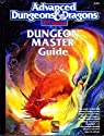 The Dungeon Master Guide, No. 2100, 2nd Edition (Advanced Dungeons and Drag par Gary Gygax; David Cook;