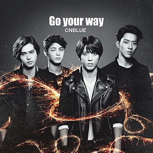 Go your way (通常盤)