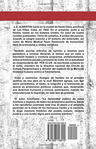 Cuba y castrismo: Huelgas de hambre en el presidio político