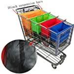 Shopping Trolley Bag on Wheels - Non-...
