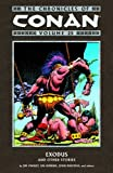 img - for The Chronicles of Conan Volume 25: Exodus and Other Stories (Chronicles of Conan (Graphic Novels)) book / textbook / text book