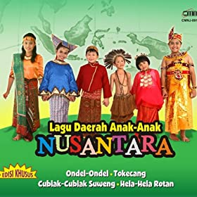 Amazon.com: Lagu Daerah Anak Anak Nusantara: Various Artists: MP3280