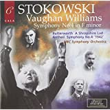 Vaughan Williams 4 Antheil 4