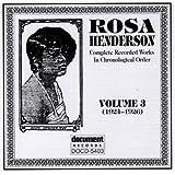 Rosa Henderson Vol. 3 (1924-1926)
