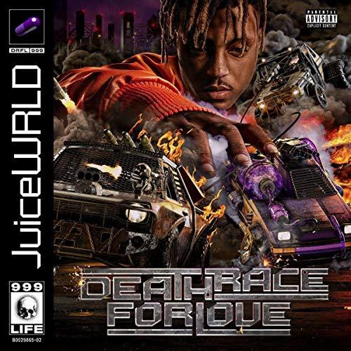 CD : Juice Wrld - Death Race For Love