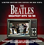 The Beatles - Greatest Hits '62-'65 [LIMITED EDITION RED VINYL]