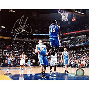Steiner Sports NBA Denver Nuggets Carmelo Anthony Reverse Dunk vs Memphis 16 x... by Steiner Sports